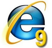 IE9 : Internet Explorer 9