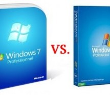 Windows 7 Vs. Windows XP