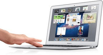 MacBookAir 2011 : i5 & i7 sous Mac OS X Lion