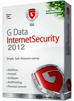 GDATA INTERNET SECURITY 2012