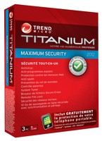 TREND MICRO TITANIUM INTERNET SECURITY 2012