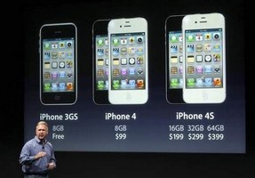 iPhone5? Plutôt un iPhone4S