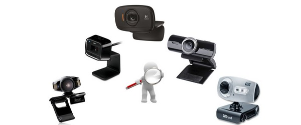 Comparatif webcams HD 720p