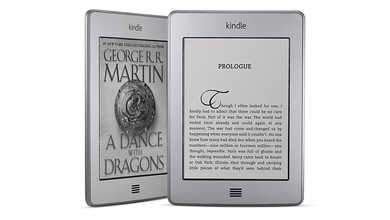 Amazon Kindle Touch en France