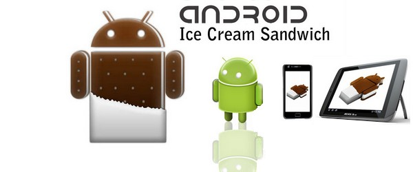 Android 4.0 Ice Cream Sandwich Для Rasberry Pi