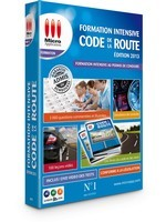 MICRO APPLICATION CODE DE LA ROUTE FORMATION INTENSIVE 2013