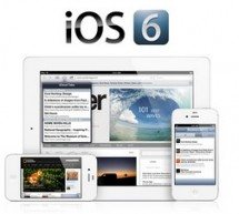 Apple iOS 6 : Un OS mobile pour le future iPhone 5