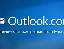 Microsoft Web Mail : Hotmail devient Outlook
