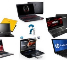Comparatif PC Portables Gamers polyvalents 2012