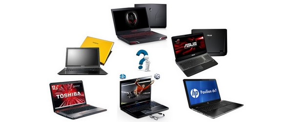 Comparatif PC Portables Gamers polyvalents 2012 : Jeux, montage et encodage video, ...