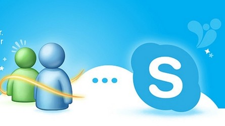 Skype remplace Messenger
