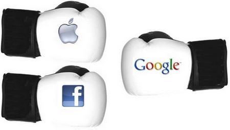 Google sur tous les fronts : Google Vs Facebook & Apple