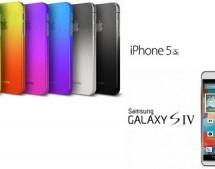 Tendances 2013 : Galaxy S4, iPhone 5S, …