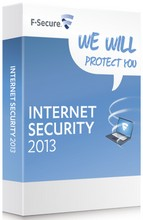 F-SECURE INTERNET SECURITY 2013 : TEST, AVIS & PRIX