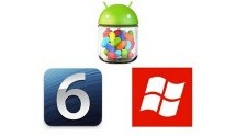 OS Mobiles : iOS Vs. Android Vs Windows Phone 8