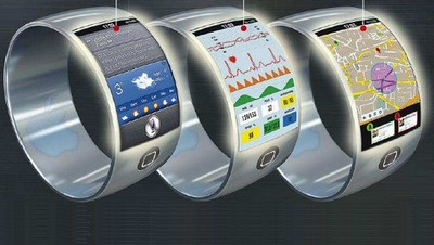 iWatch : La montre intelligente Apple