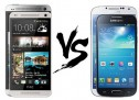 Smartphones Mini : HTC One Mini Vs. Galaxy S4 Mini